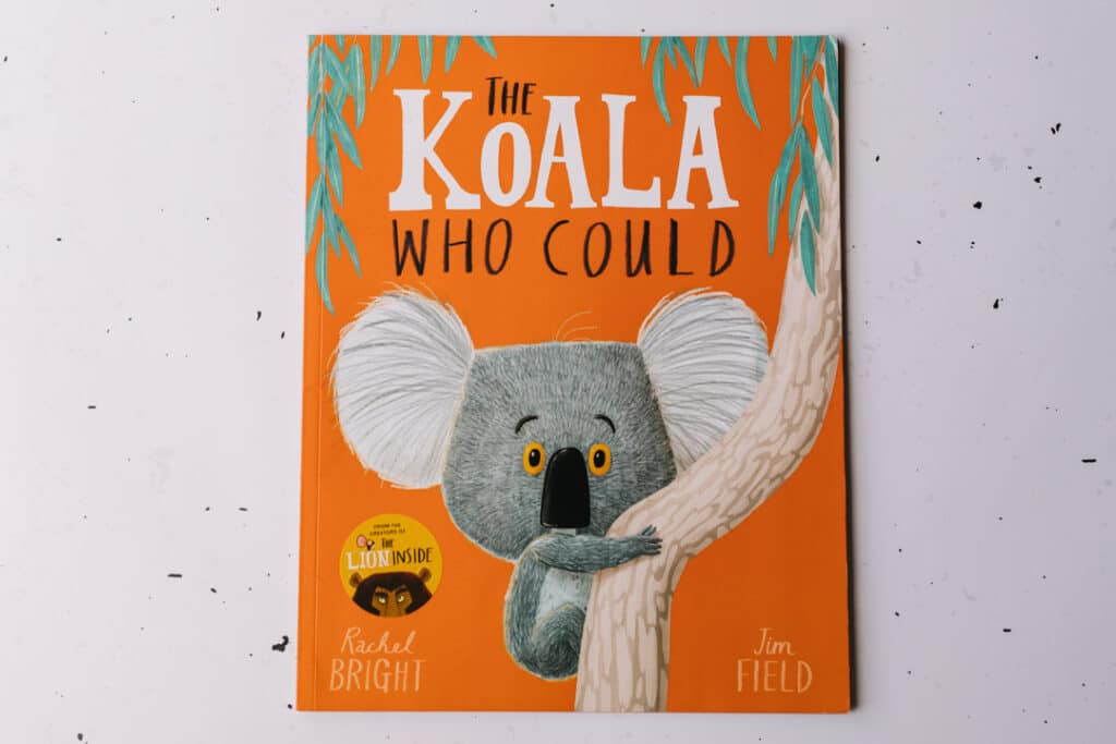 The Koala who could book. 30 books to read for 0-5 year old - Part 1. Ewa Jones Photography