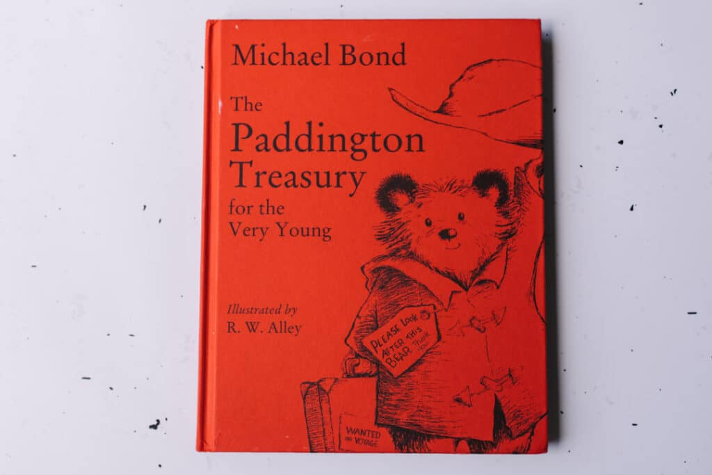 The Paddington book. 30 books to read for 0-5 year old - Part 2. Ewa Jones Photography