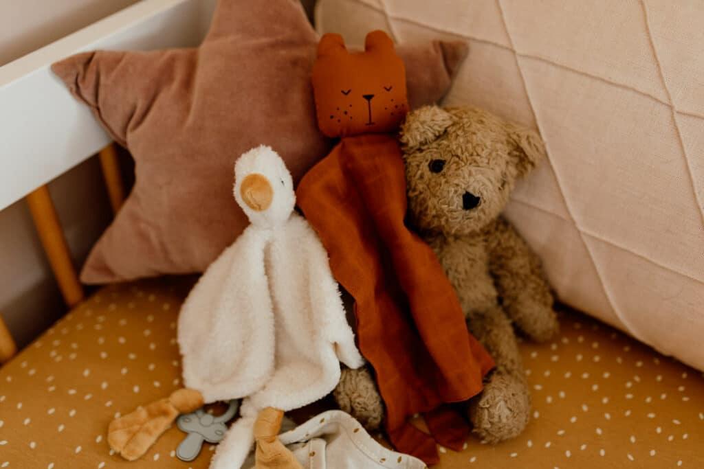 Close up of baby toys. Maternity photographer in Hampshire. Ewa Jones Photography